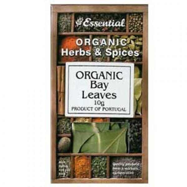 Frunze de dafin bio (10 grame), Essential