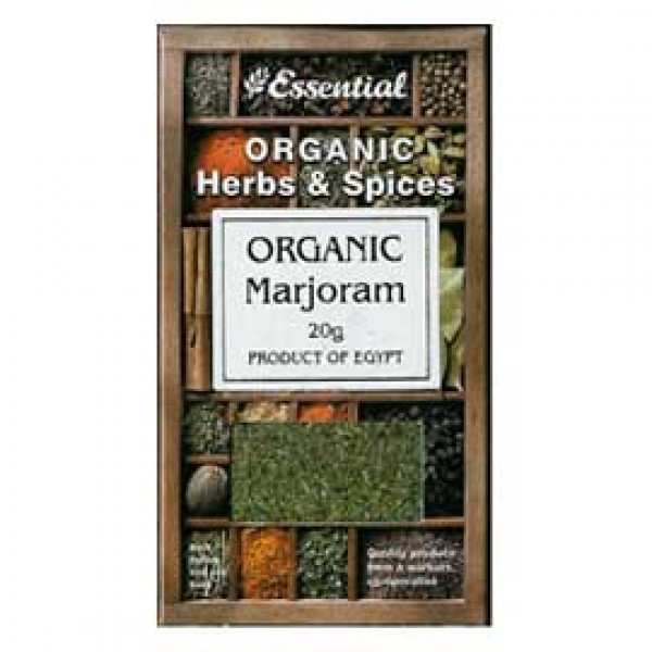 Maghiran bio (20 grame), Essential