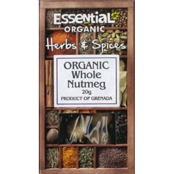 Nucsoara intreaga bio (25 grame), Essential