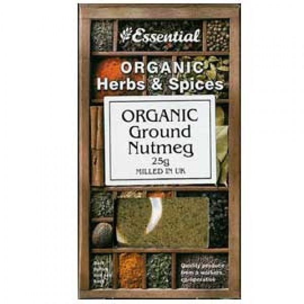 Nucsoara macinata bio (25 grame), Essential