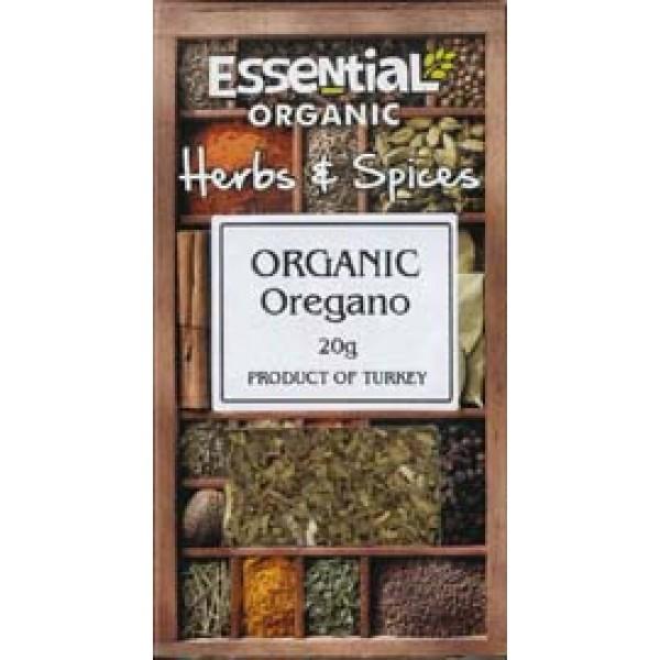 Oregano bio (20 grame), Essential