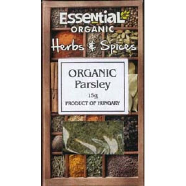 Patrunjel frunze bio (15 grame), Essential