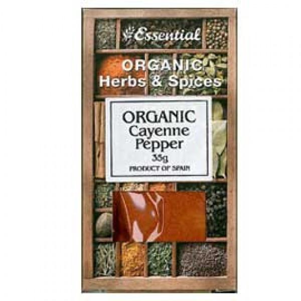 Piper cayenne bio (35 grame), Essential