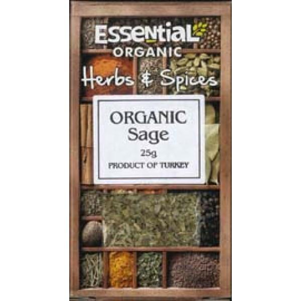 Salvie bio (25 grame), Essential