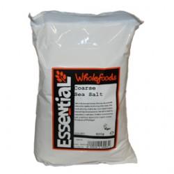 Sare de mare grunjoasa (500g) organic approved, Essential