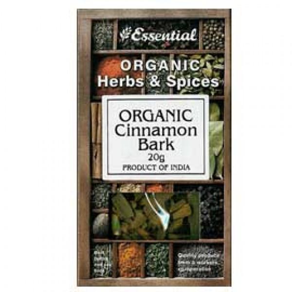 Scortisoara coaja bio (15 grame), Essential