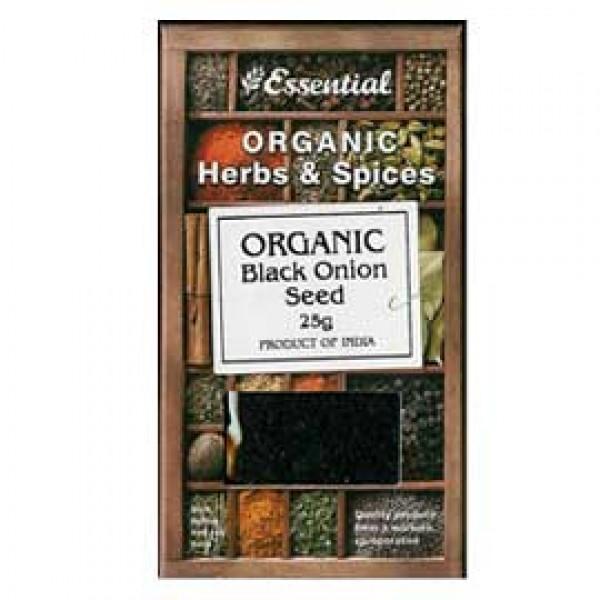 Seminte de chimen negru (negrilica) bio (25 grame), Essential