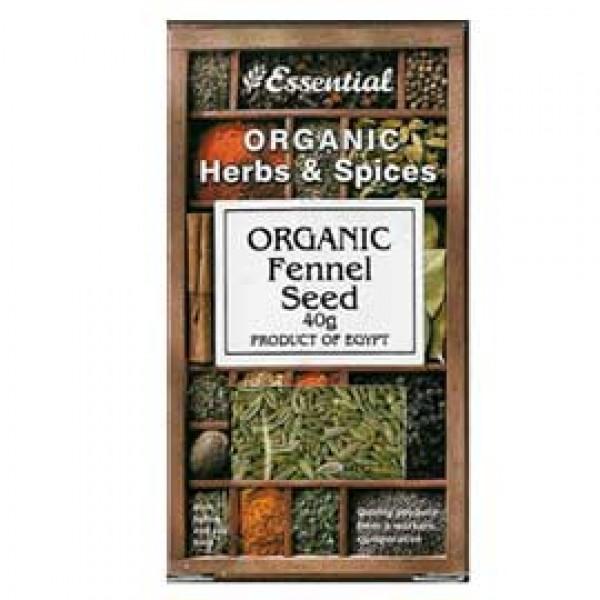 Seminte de fenicul bio (40 grame), Essential