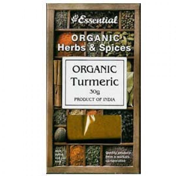 Turmeric bio (30 grame), Essential