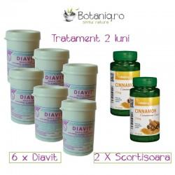 Promo 6 x Diavit + 2 x Scortisoara capsule