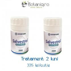 Salvestrol Platinum - tratament 2 luni