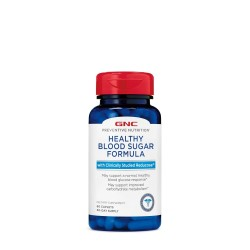 Preventive Nutrition Healthy Blood Sugar Formula (60 capsule), GNC