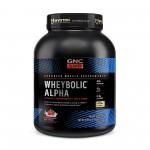 AMP Wheybolic Alpha Proteina cu aroma de capsuni si frisca (1293.6 grame), GNC