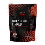 AMP Wheybolic Ripped Proteina cu aroma de crema de capsuni (477 grame), GNC