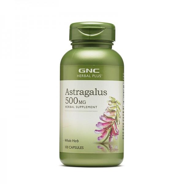 Astragalus 500 mg (100 capsule), GNC Herbal Plus