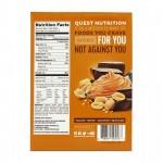 Quest Baton proteic cu aroma de ciocolata si unt de arahide (60 grame), GNC
