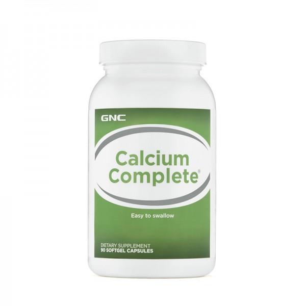 Calciu (90 capsule), GNC