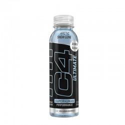 Cellucor C4 Ultimate On The Go Bautura energizanta cu aroma de artic snow cone (355 ml), GNC