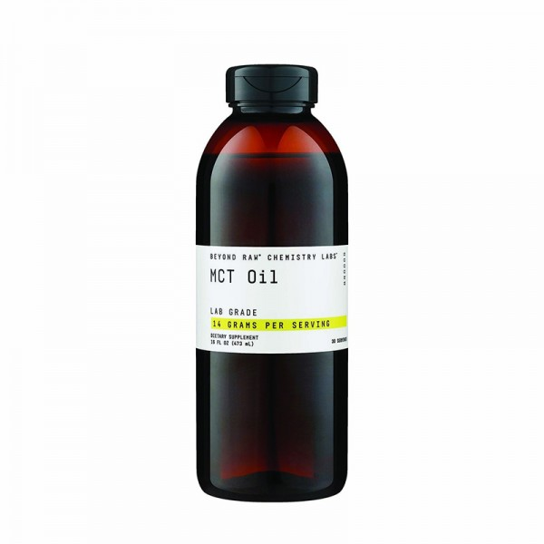 Chemistry Labs Ulei MCT de trigliceride (473 ml), GNC Beyond Raw