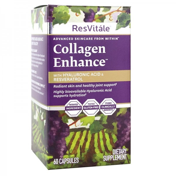 ResVitale Collagen Enhance (60 capsule), GNC