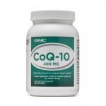 Coenzima Q-10 400 mg (60 capsule), GNC