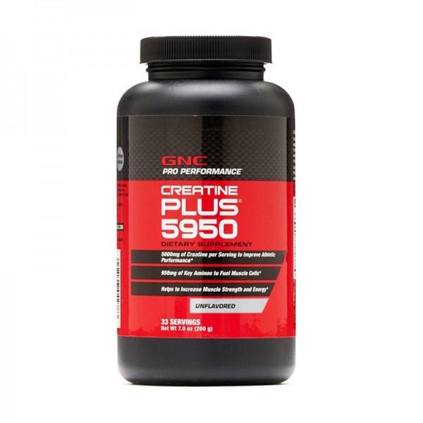 Creatina Plus 5950 (200 grame), GNC Pro Performance