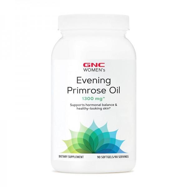 Evening Primrose Oil 1300 mg (90 capsule), GNC