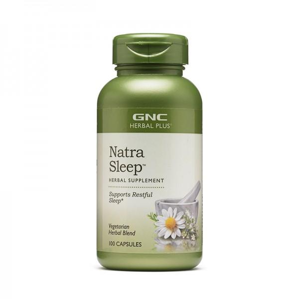 Formula pentru un somn odihnitor (100 capsule), GNC Herbal Plus