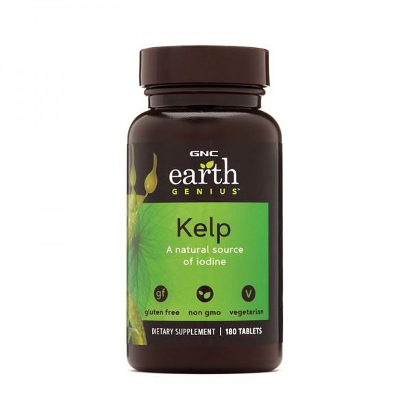 Kelp (180 capsule), GNC Earth Genius