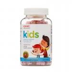 Kids Calciu pentru copii 2-12 ani (120 jeleuri), GNC Milestones