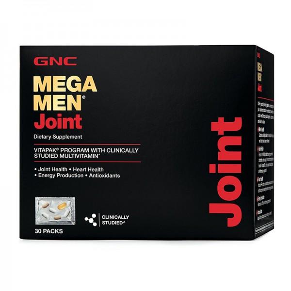 Mega Men Joint Vitapak - Program pentru sanatatea articulatiilor (30 pachetele), GNC