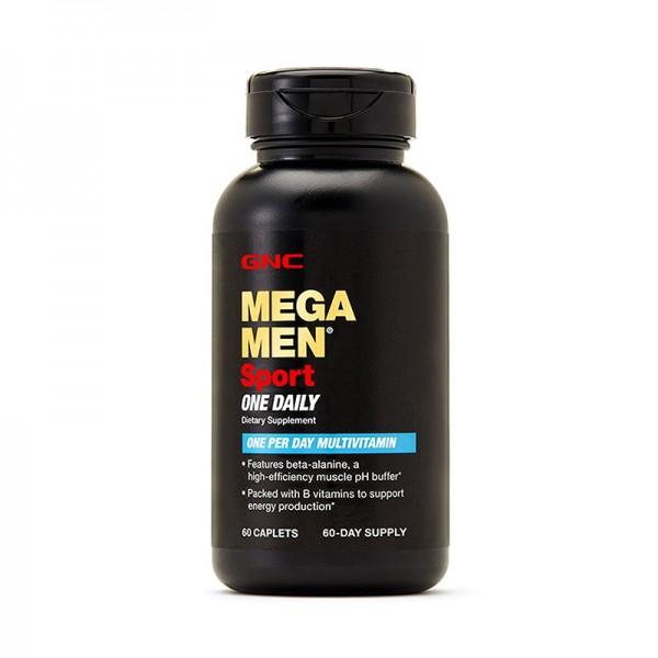 Mega Men Sport One daily (60 capsule), GNC
