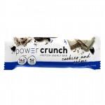 Power Crunch Napolitana proteica cu aroma de biscuiti si frisca (40 grame), GNC