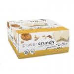 Power Crunch Napolitana proteica cu aroma de unt de arahide si ciocolata alba (40 grame), GNC
