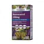 Resveratrol 250 mg (60 capsule), GNC