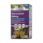 Resveratrol 500 mg (60 capsule), GNC ResVitale