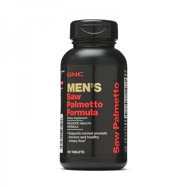 Men's Saw Palmetto Formula (120 capsule), GNC