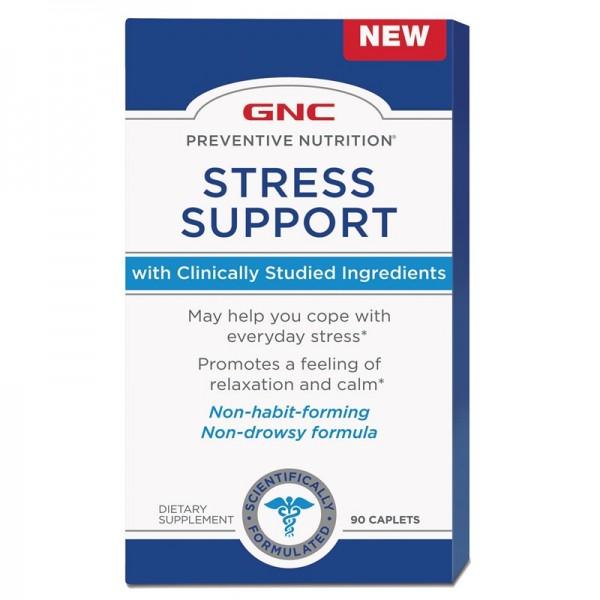 Stress Support (90 capsule), GNC Preventive Nutrition