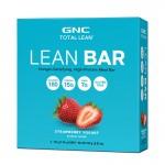 Lean Baton proteic cu aroma de capsuni si iaurt (50g), GNC Total Lean