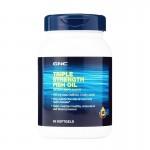 Triple Strength Fish Oil (60 capsule), GNC