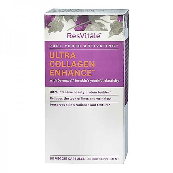 ResVitale Ultra Collagen Enhance (90 capsule), GNC