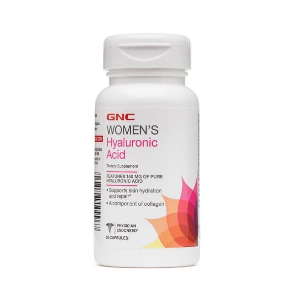 Women's Acid Hialuronic (30 capsule), GNC