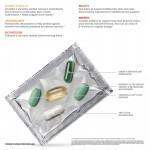 Women's Vitapak Energie si Metabolism Complex de multivitamine pentru femei (30 pachetele), GNC