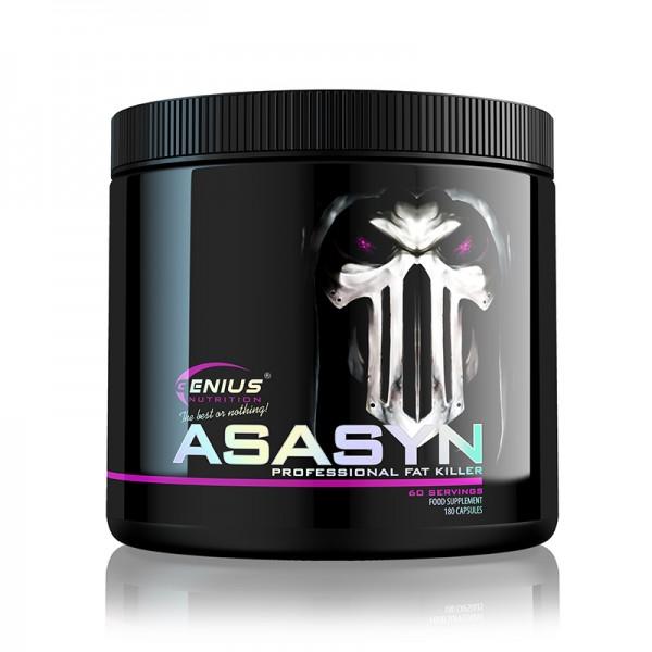Asasyn (180 capsule), Genius Nutrition