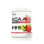 BCAA-X5 cu aroma de kiwi si capsuni (360 grame), Genius Nutrition