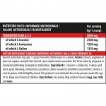 BCAA-XT cu aroma de cirese (300 grame), Genius Nutrition