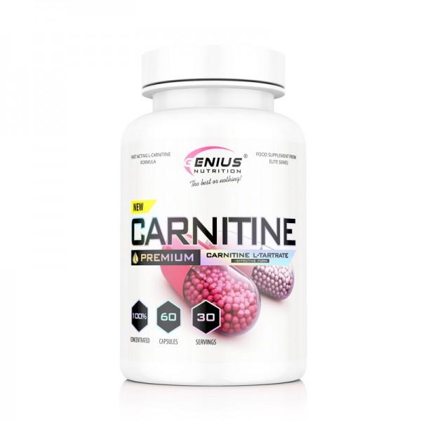 Carnitine (60 capsule), Genius Nutrition