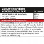 Clafuse (90 capsule), Genius Nutrition