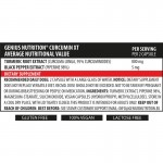 Curcumin-XT (90 capsule), Genius Nutrition
