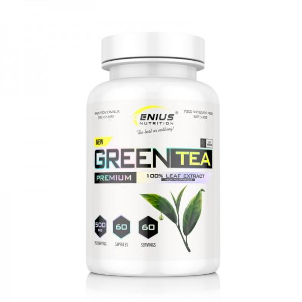 Green Tea (60 capsule), Genius Nutrition